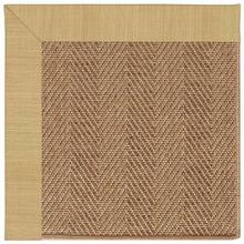 "View Product - Islamorada-Herringbone Dupione Bamboo - Rectangle - 24"" x 36"""