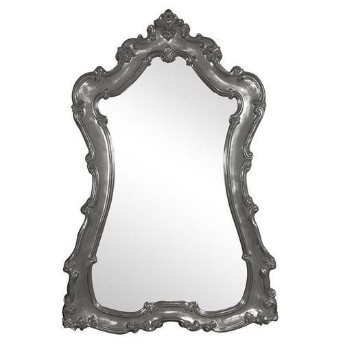 Howard Elliott - Lorelei Mirror - Glossy Charcoal