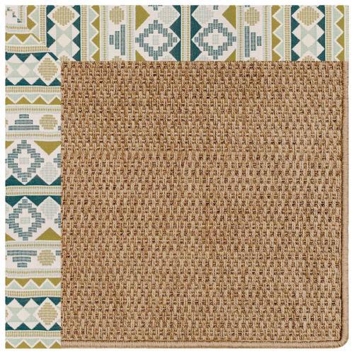 "Capel Rugs - Islamorada-Basketweave Inca Lime - Rectangle - 24"" x 36"""