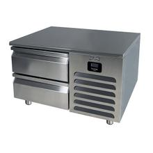 "36"" Refrigerator Base With Stainless Solid Finish (115v/60 Hz Volts /60 Hz Hz)"