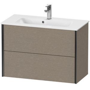 Duravit - Vanity Unit Wall-mounted Compact, Cashmere Oak