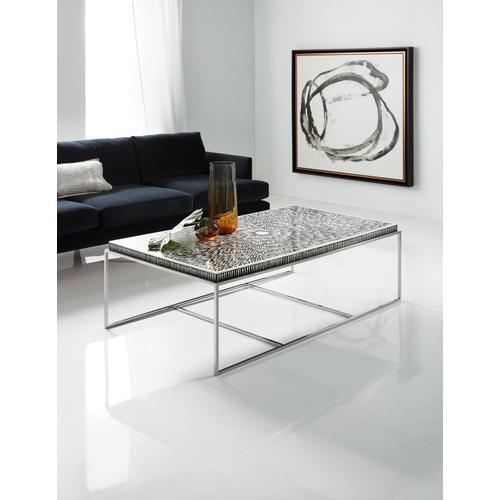 Living Room Melange Jocelyn Cocktail Table