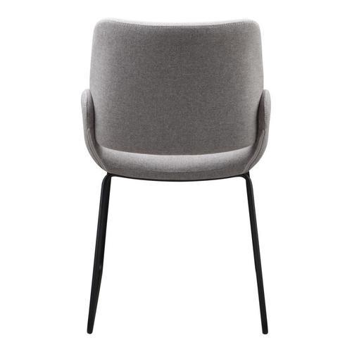 Lisboa Dining Chair Light Grey