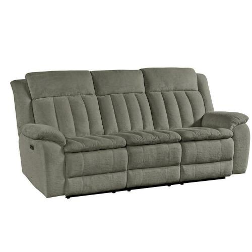 CUDDLER - LAUREL DOVE Power Sofa