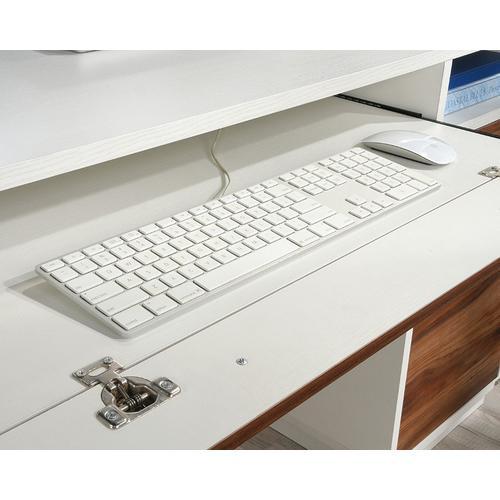 Modern Home Computer Desk with Storage