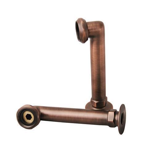 """6"""" Faucet Elbows - Oil Rubbed Bronze"""