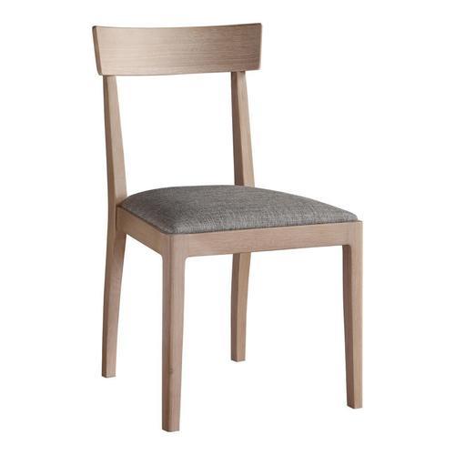 Leone Dining Chair White Oak M2