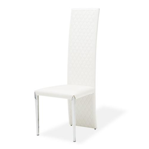 Tall Side Chair (vinyl Back)