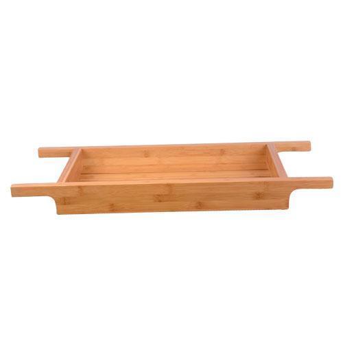 "30"" Bamboo Tub Caddy Tray"