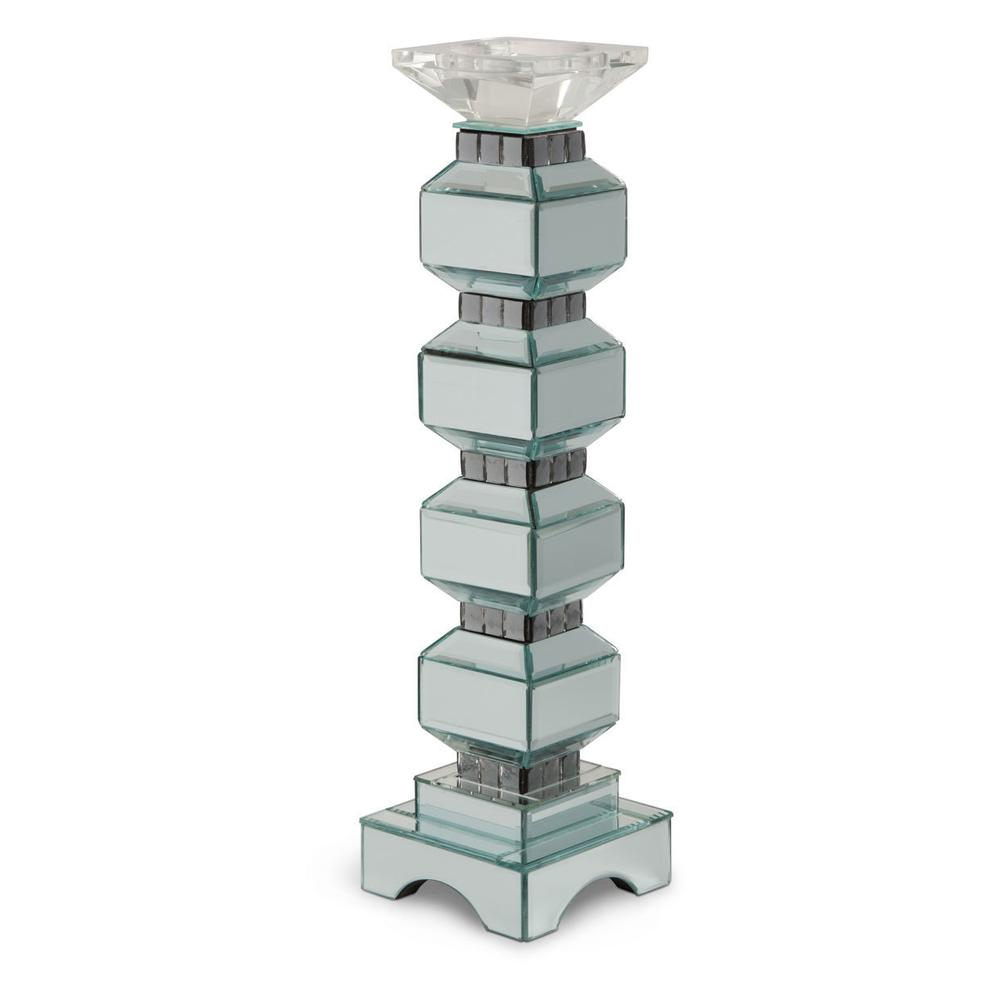 See Details - 4-tier Mirrored Candle Holder (2/pack) 156