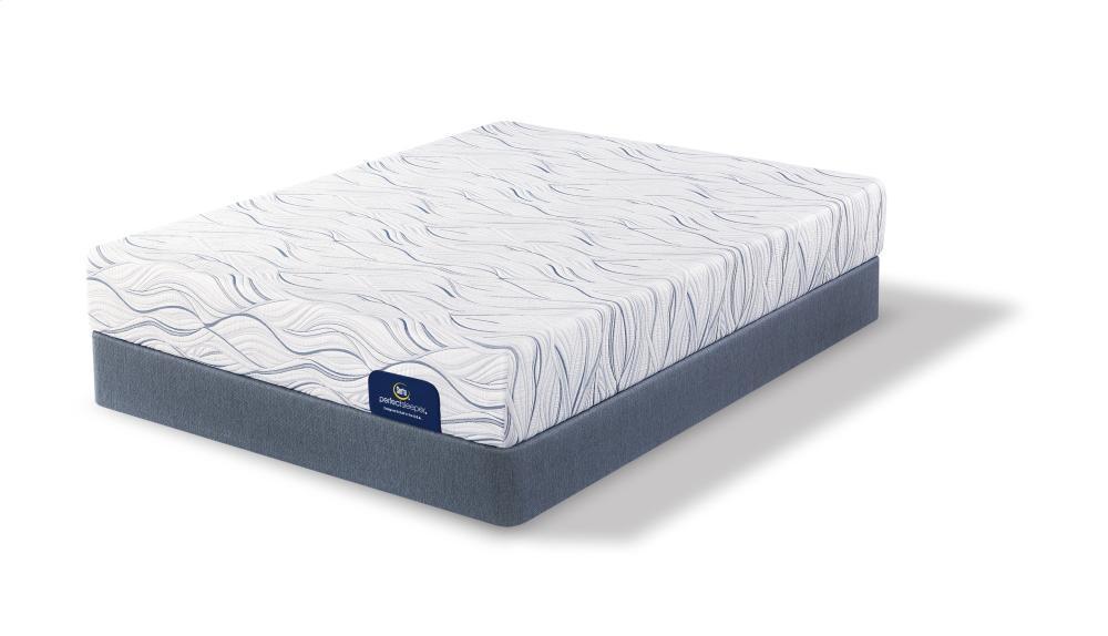 SertaPerfect Sleeper - Foam - Merriam - Tight Top - Luxury Firm - Cal King