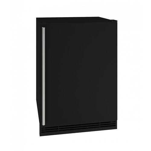 "Hre124 24"" Refrigerator With Black Solid Finish (115v/60 Hz Volts /60 Hz Hz)"