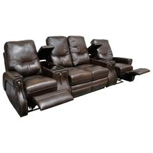 See Details - Ride Theater Seating W/console Arm