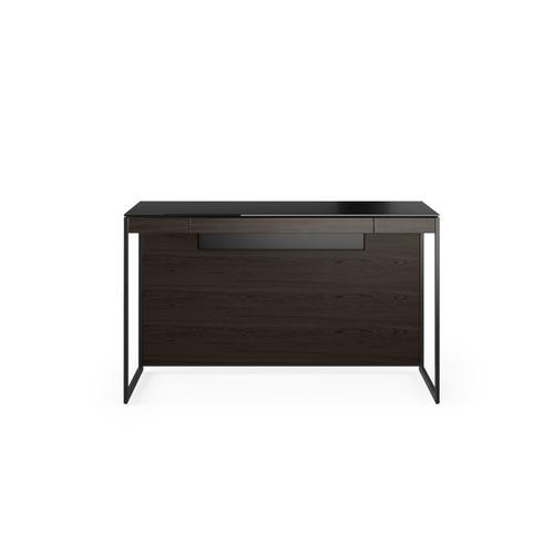 BDI Furniture - Sequel 20 6103 Compact Desk in Charcoal Black