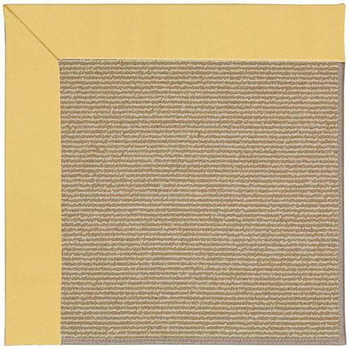 Capel Rugs - Creative Concepts-Sisal Canvas Canary
