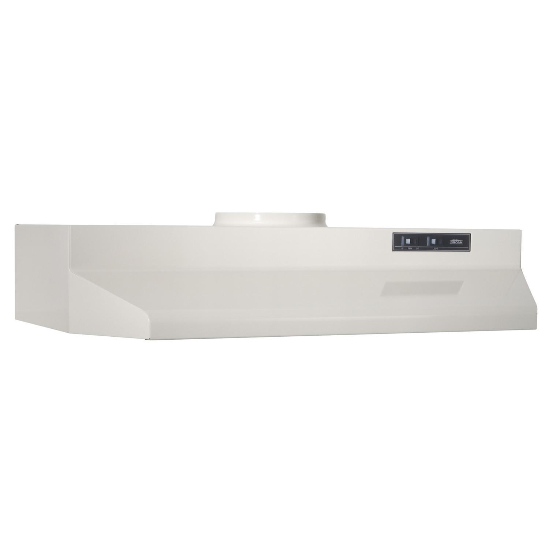 BroanBroan® 30-Inch Under-Cabinet Range Hood, Bisque