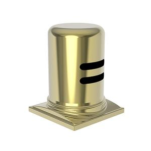 Uncoated Polished Brass - Living Air Gap Kit