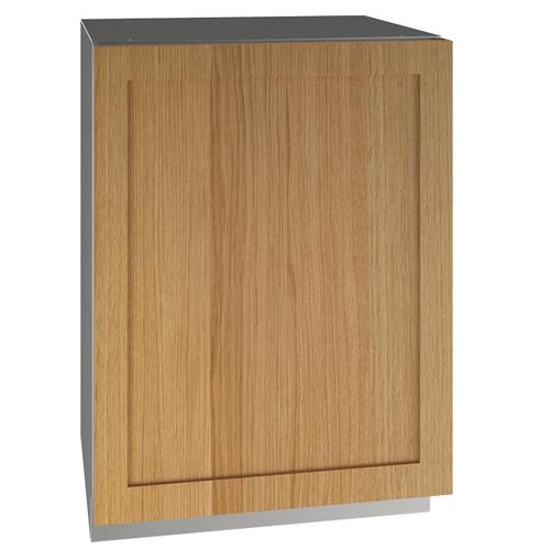 """Gallery - Hbv524 24"""" Beverage Center With Integrated Solid Finish and Field Reversible Door Swing (115 V/60 Hz Volts /60 Hz Hz)"""