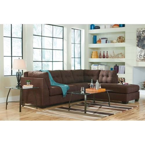 - Maier Walnut Sectional Right