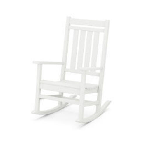 Polywood Furnishings - Estate Rocking Chair in Vintage White