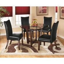 View Product - Charrell Black 5 Piece Dining Room Set