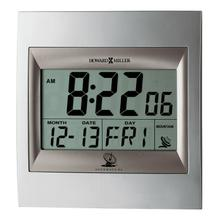 Howard Miller Techtime II Wall Clock 625236