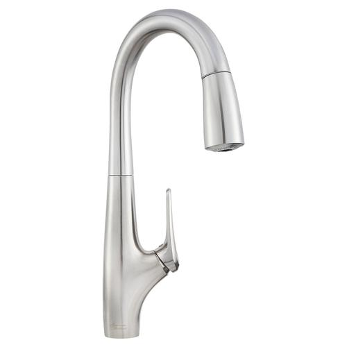 Avery Pull-Down Kitchen Faucet  American Standard - Stainless Steel