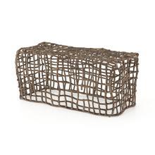 Zander Outdoor Bench-aged Bronze