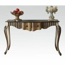 ACME Bayley Console Table - 90126 - Bronze & Taupe