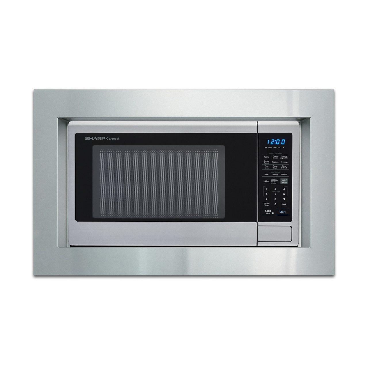Sharp 30 in. Built-in Microwave Oven Trim Kit