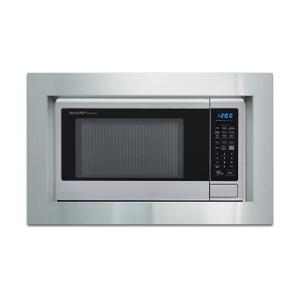 Sharp AppliancesSharp 30 in. Built-in Microwave Oven Trim Kit