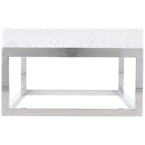 Gallery - Aventura Rectangular Acrylic Cocktail Table
