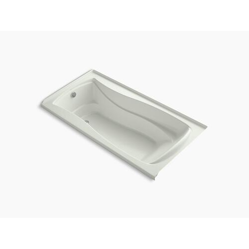 "Dune 72"" X 36"" Integral Flange Heated Bubblemassage Air Bath With Bask Heated Surface and Left-hand Drain"