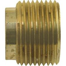 See Details - Nut, Gland, Brass