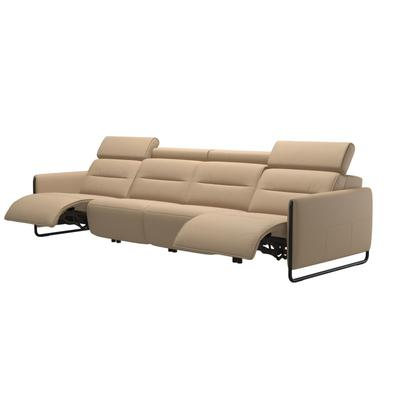 See Details - Stressless® Emily arm steel 4s with 2 Power PDDP