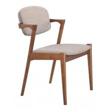 Brickell Dining Chair Gray