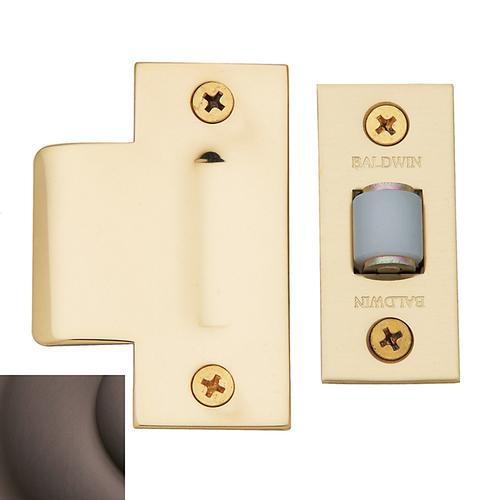 Baldwin - Venetian Bronze Adjustable Roller Latch