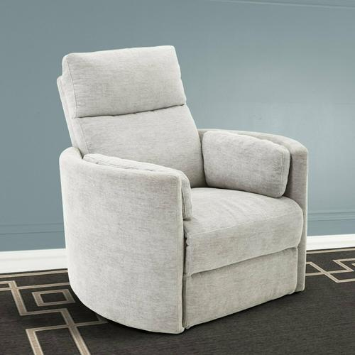 RADIUS - MINERAL Power Swivel Glider Recliner