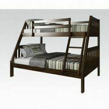 ACME Ryo Twin/Full Bunk Bed - 37120B - Espresso