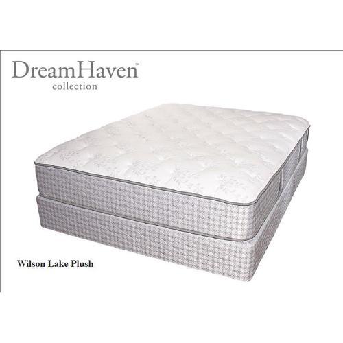 Dreamhaven - Willston Lake - Plush - King