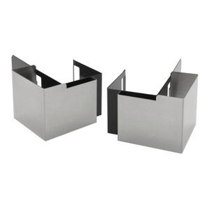 """Wolf2 1/2"""" Rear Caster Covers"""