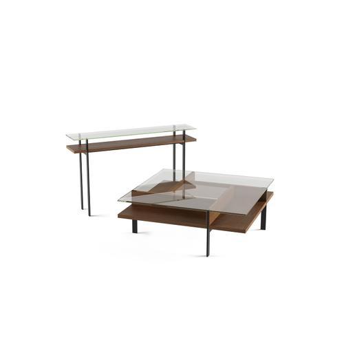 BDI Furniture - Terrace 1153 Console Table in Natural Walnut
