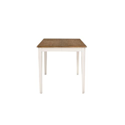 Bayberry Counter Height Extension Table - White