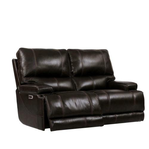 WHITMAN - VERONA COFFEE - Powered By FreeMotion Power Cordless Loveseat