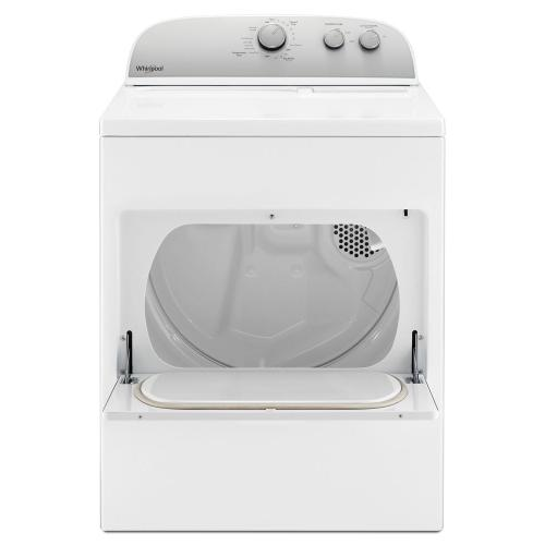Gallery - 7.0 cu. ft. Top Load Electric Dryer with AutoDry™ Drying System