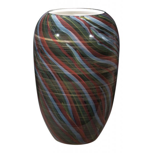 Large Galax Vase Multicolor
