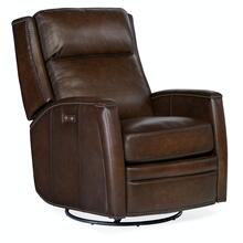 Living Room Declan PWR Swivel Glider Recliner