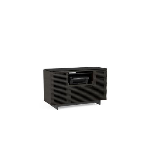 BDI Furniture - Corridor 6520 Multifunction Cabinet in Charcoal Stained Ash