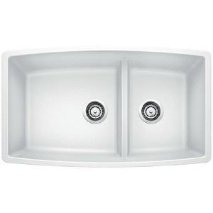 Performa 1-3/4 Medium Bowl - White