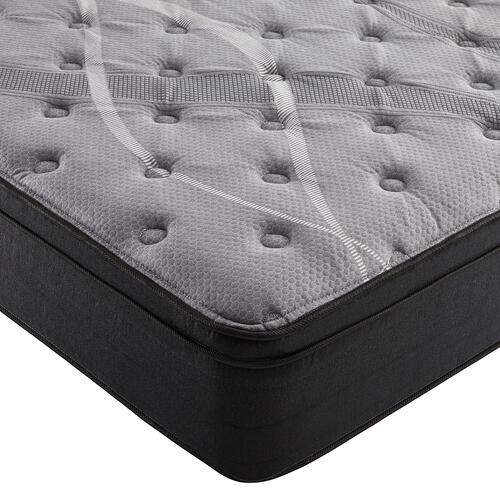 "NightsBridge 13"" Plush Pillow Top Mattress, Full"